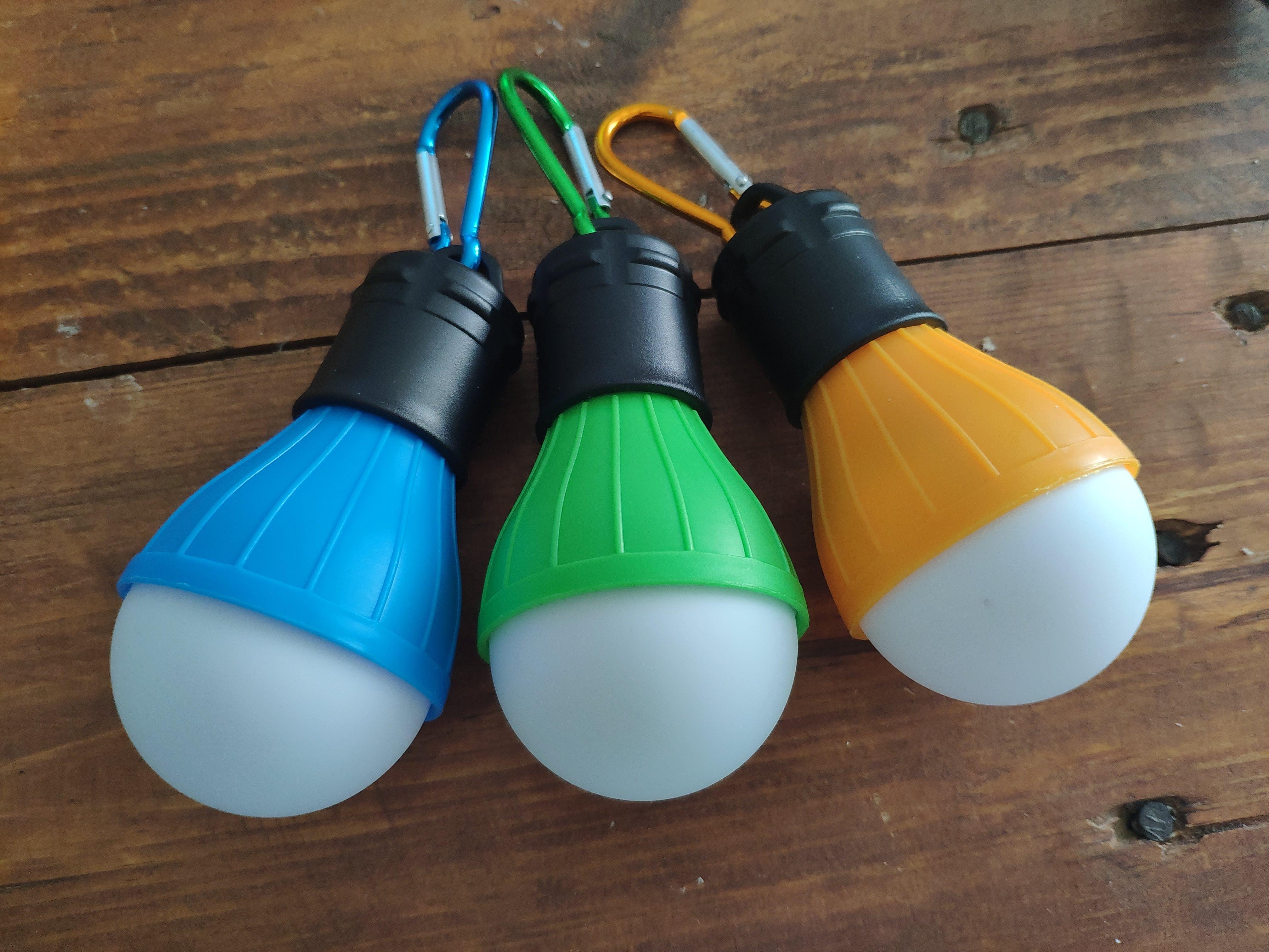 Lanterne de camping Portable