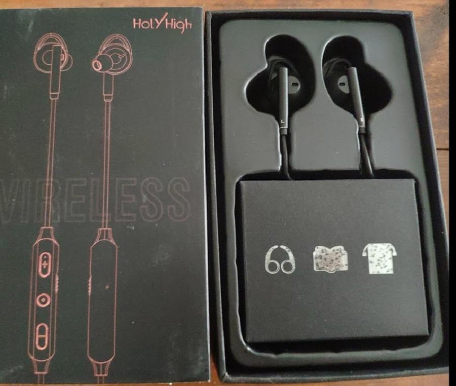 Écouteurs casque sans fil Bluetooth