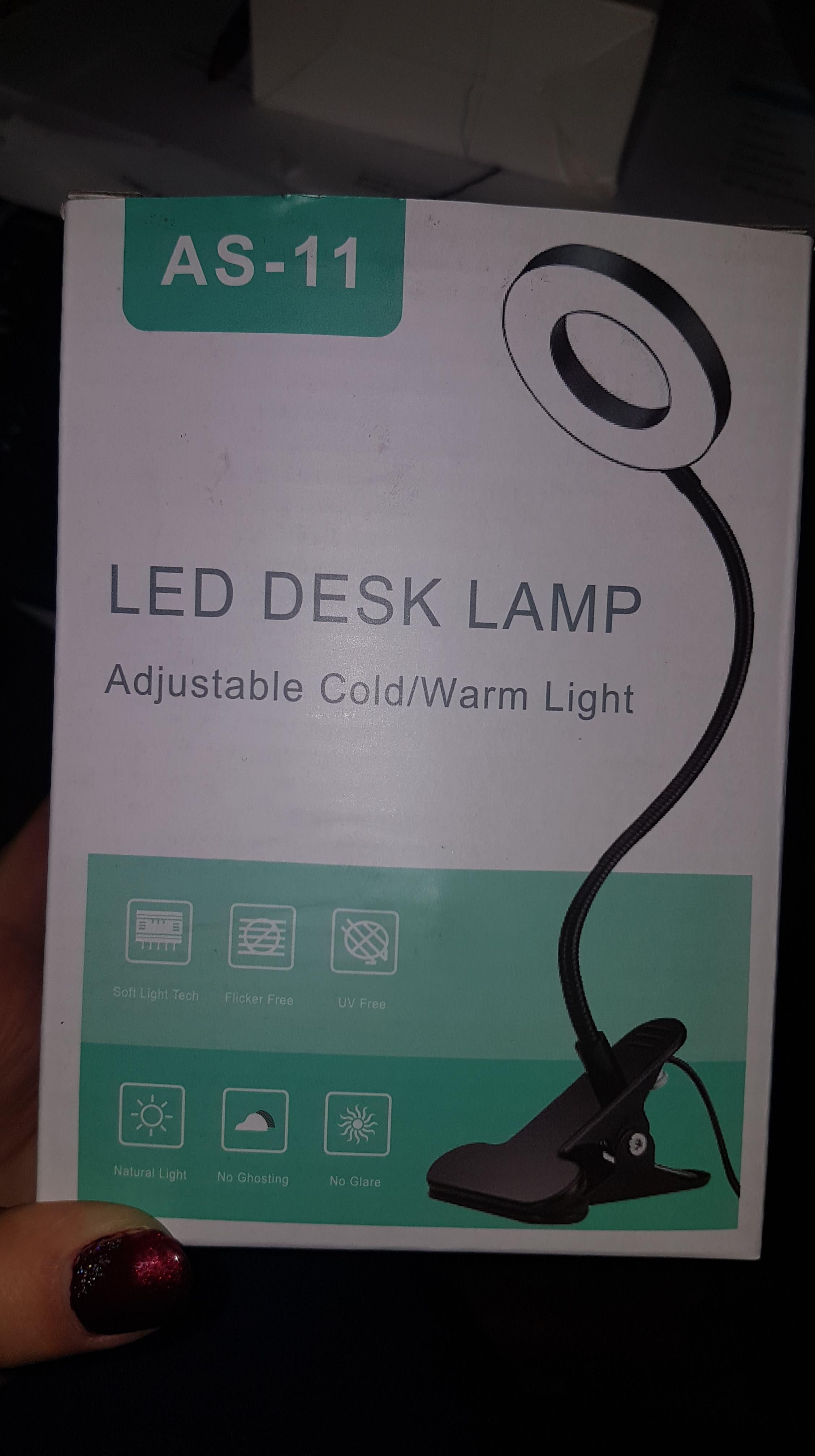 Superbe lampe de bureau